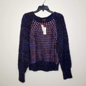 Moth by Anthropologie multicolored Sweater